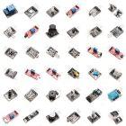 37 olika sensorer i låda för Arduino