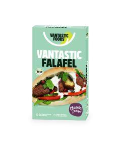 Falafelmix från Vantastic, förpackningsbild
