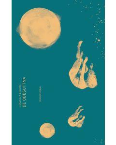 Förlagets bild på bokens omslag, De obesuttna