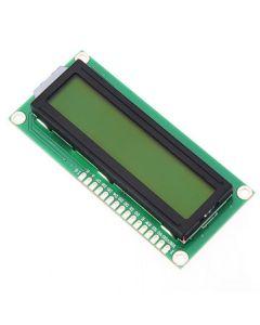 Bild på LCD-skärm, vinklad