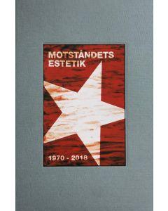 Förlagets bild på bokens framsida, Motståndets estetik