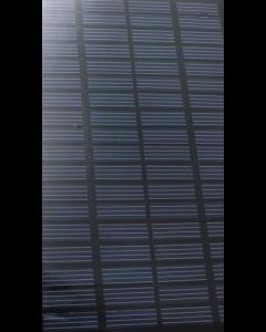 Solcell 18 V 2,5 W polykristallint kisel  fotovoltisk (194x120x3 mm)