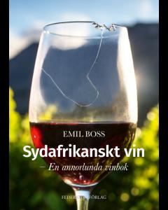 Sydafrikanskt vin – En annorlunda vinbok av Emil Boss, bild av omslaget